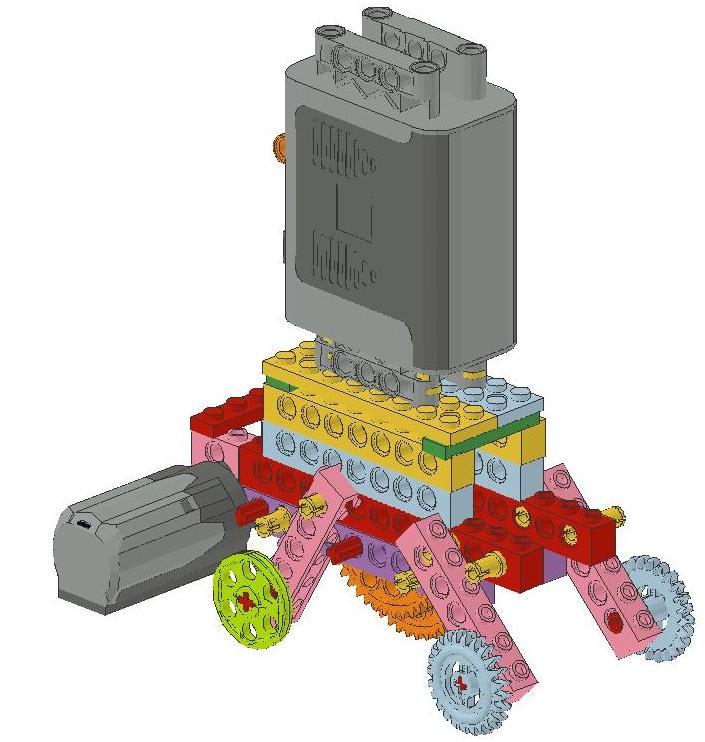 Mechanical Engineering: MACHINE MADNESS (1st – 5th grades)