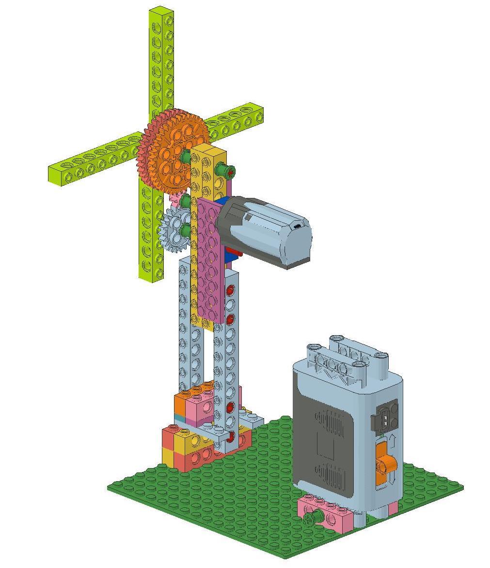Mechanical Engineering: Adv Machines ENERGY (3rd-6th grade)